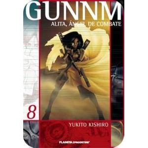 Gunnm (Alita Ángel de Combate) Nº 08