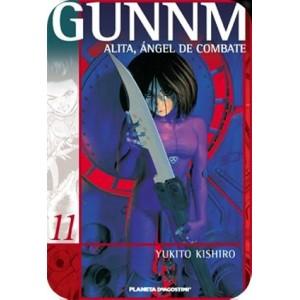 Gunnm (Alita Ángel de Combate) Nº 11
