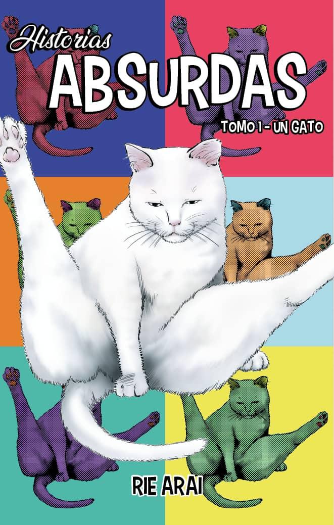 Historias absurdas Book Cover