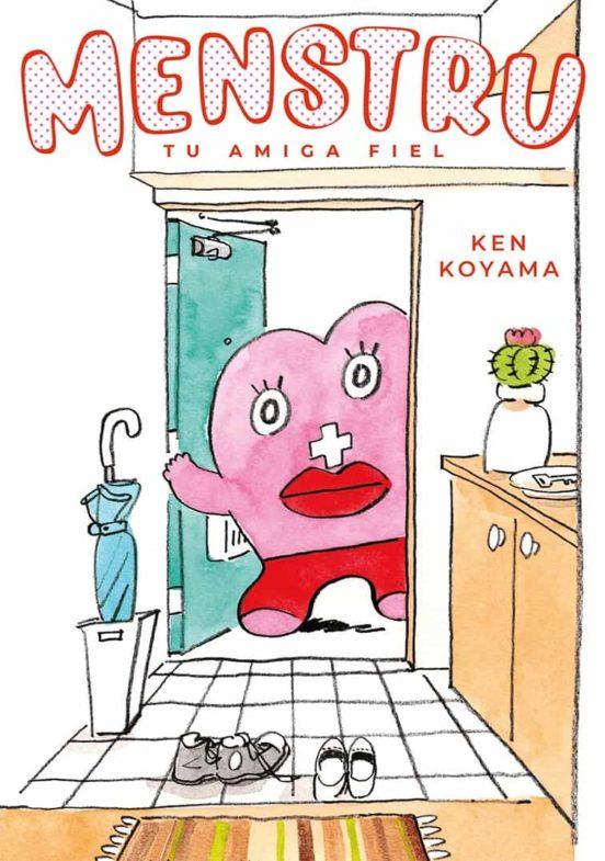 Menstru. tu amiga fiel Book Cover