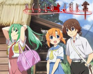 Higurashi Gou Anime