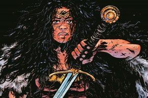 Otaku Center Wonder Woman Tierra Muerta