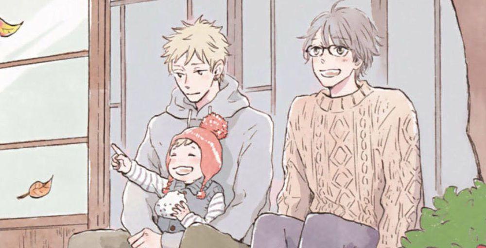 Yutaka, Minoru y Tane