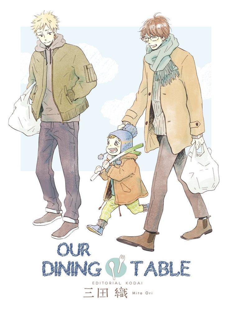 Our Dining Table (Bokura no Shokutaku) Book Cover
