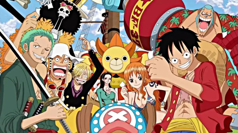 Ilustración One Piece