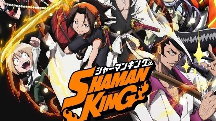 Anime Shaman King