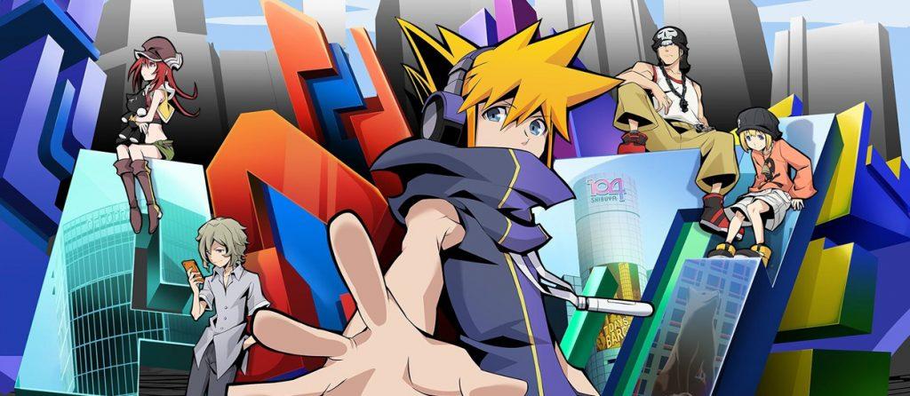 Adaptación de TWEWY al anime