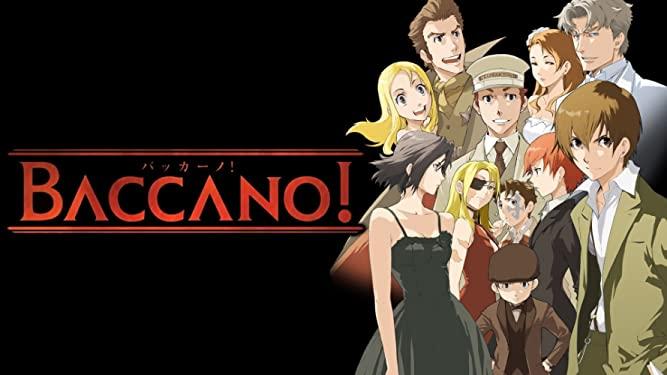 Anime Baccano